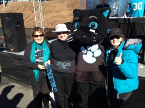 Our Members at the Panther Stadium