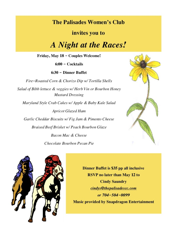 A Night at the Races invitation jpg